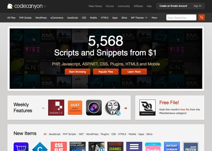 code canyon screenshot
